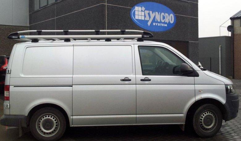 Galerie de toit pour camionnette for Garage volkswagen lyon 7